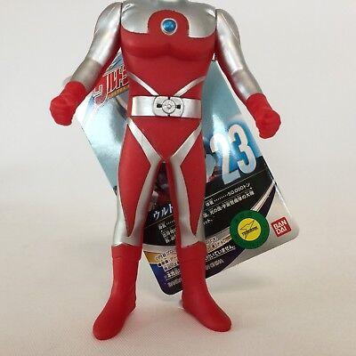 BANDAI Ultraman Ultra Hero Series 01 Sofvi Soft Vinyl Figure JAPAN IMPORT