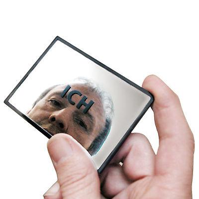ICH-Spiegel, Taschenspiegel-Multiple Pocket mirror by Ottmar Hörl