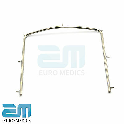 Dental Rubber Dam Frame Small Medium Large Endodontic Instruments Surgery Tools 3