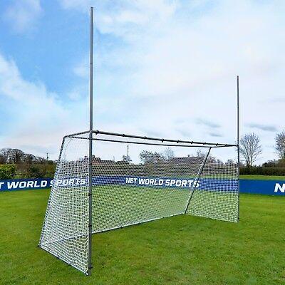 FORZA Football Goals - Locking, Match, Steel & Aluminium Goal [Net World Sports] 7