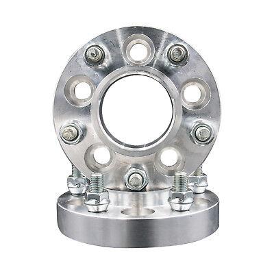 "5x120.7 to 5x115 US Wheel Adapters 1.25/"" Thick 12x1.5 Studs 70.3 Borex4 5x4.75"