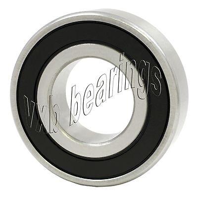 "Contact Wheel Bearing 6202-2RS-1//2/"" Bearing 1//2/""x35x11 1//2/""x35mmx11mm"