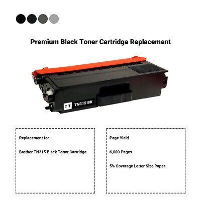 10PK TN315 BLACK/&COLORS Toner For Brother MFC 9970CDW 9460CDN HL4150CDN 4570CDW