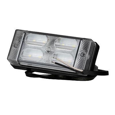 LED Anhänger Trailer Wohnwagen Rückfahrscheinwerfer Rückfahrleuchte klar 19 LEDs