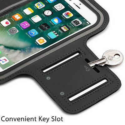 Sports Jogging Gym Running Armband Pouch Case Cover for Apple iPhone 8 7 7 Plus