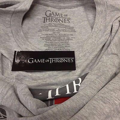 GAME OF THRONES Mens t shirt  SHIELD Stark Targaryen Lannister - HBO LAST SEASON 2