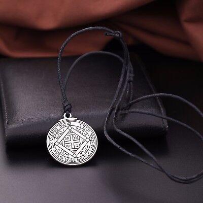Ancient Amulet Key of Solomon Ultimate Love Pendant Gift Necklace for Women Men 7