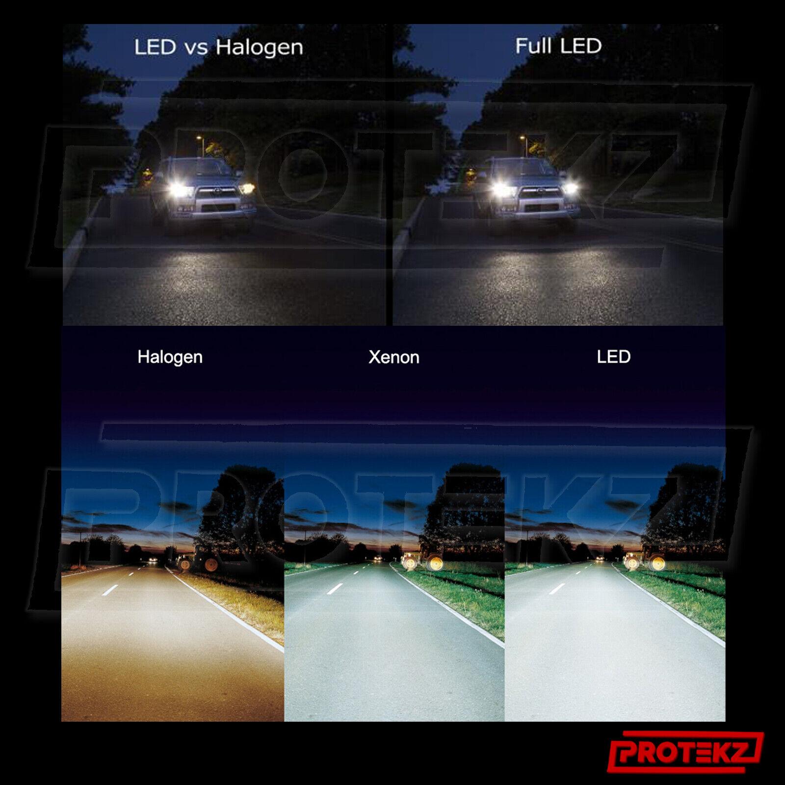 9005 HB3 LED Headlight Kit 600W 12000LM 6K for HYUNDAI Sonata 2015-2019 Low Beam
