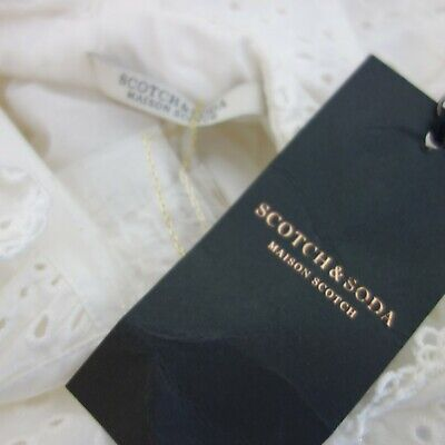 Maison Scotchscotch Soda Femmes Robe Taille 3l Vêtements