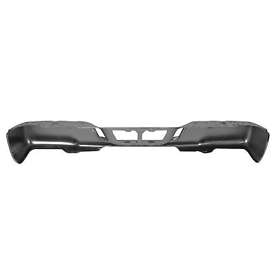 NEW Chrome - Steel Rear Bumper Shell Face Bar for 2007-2013 Toyota Tundra 07-13