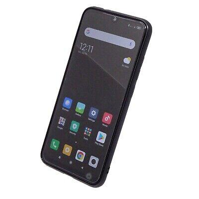 Custodia cover flessibile TPU rilievo 3D OCCHI DI GATTA ROSA Xiaomi Redmi Note 7