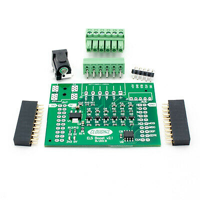 CLOUGH42 Electronic Leadscrew (ELS) Booster Pack Interface PC Board 2