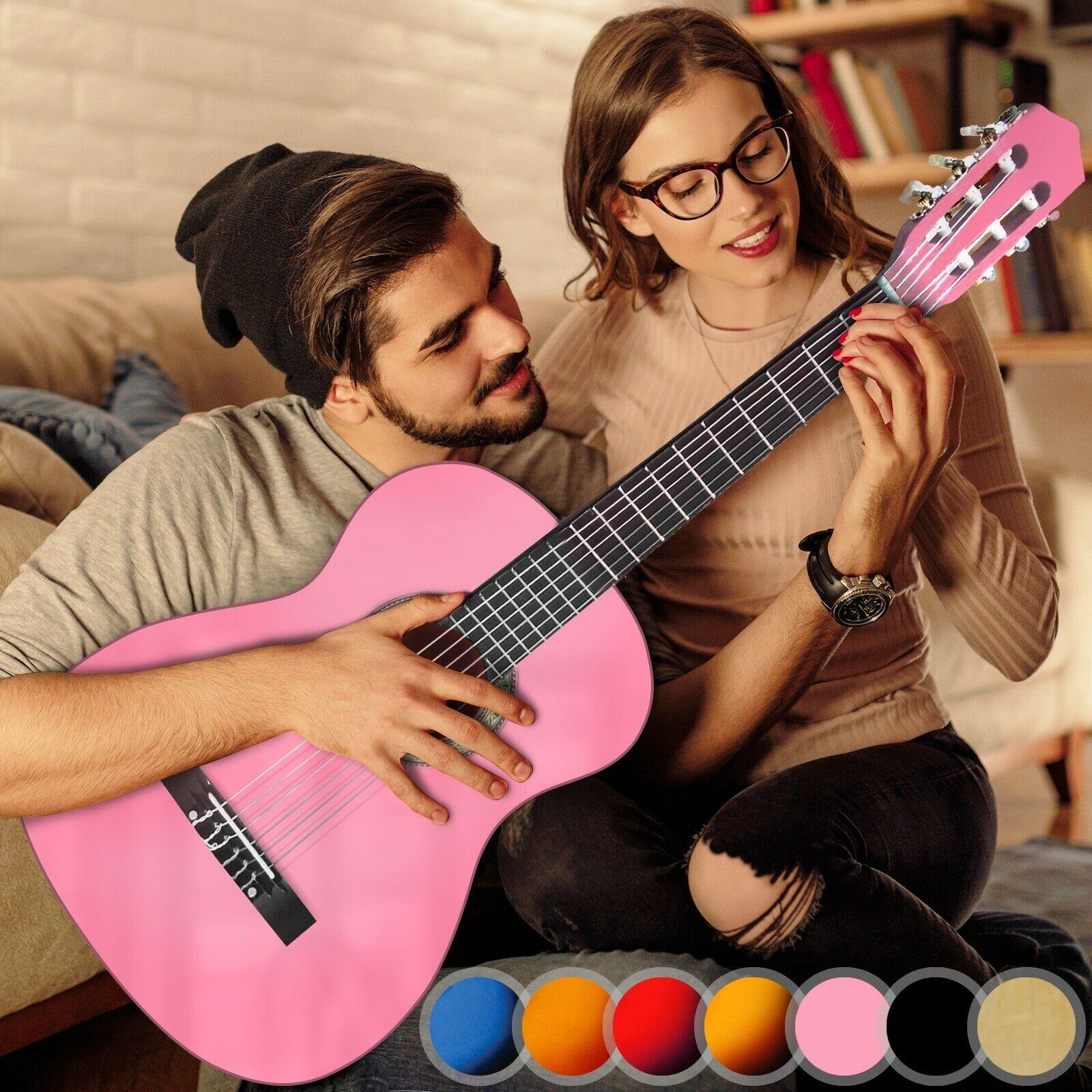 Akustikgitarre Gitarre 4/4 Konzertgitarre Klassikgitarre Westerngitarre 6