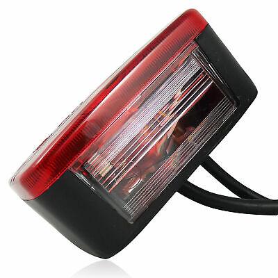 Pré Câblé Van Remorque Arrière Lumière Tableau Phares+7,5m Câble avec E4 6