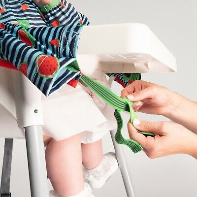 BIBaDO Catch it All, Cover All Full Cover Baby Led Weaning Bib 6