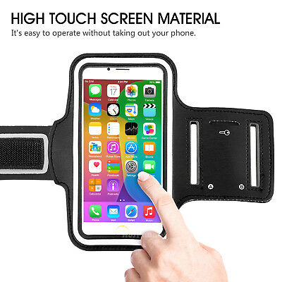 Sports Gym Running Armband Running Exercise Case iPhone XS Max XR X 8 7 6 Plus 5