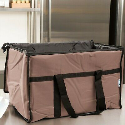 COLORS Insulated Catering Delivery Chafing Dish Food Carrier Bag 5 Full Pan New 7