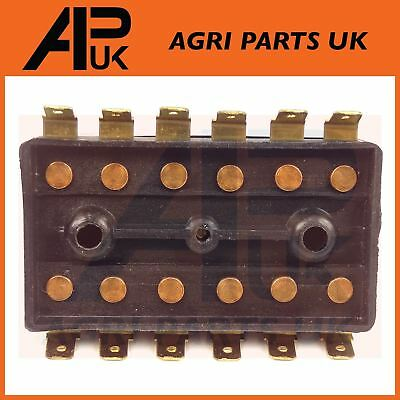 Universal Vintage 12v Fuse Box Classic Car Kit Tractor Dumper Digger 6 way  Slots archives.midweek.comMidweek.com