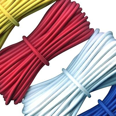 Round Elastic cord - stretch bungee cord  - 2 mm, 3 mm, 4 mm,  5 mm diameter 2
