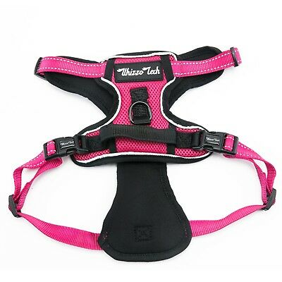 Dog Harness No-Pull Pet Harness Vest Adjustable Outdoor Reflective Easy Control 9