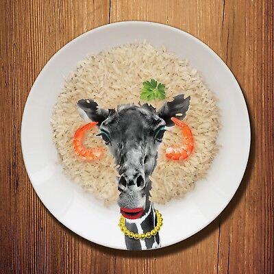 Der schöne Teller auf deinem Esstisch Mustard Wild Dining ESSTELLER HUND