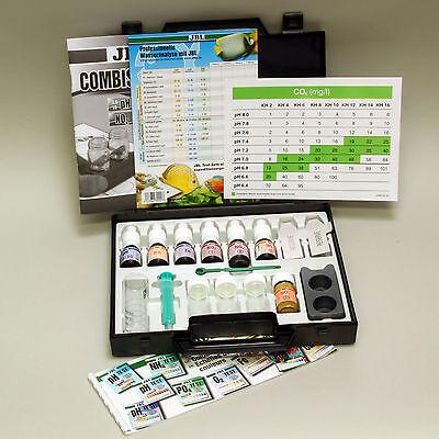 JBL Combi Set Test Plus FE (Eisen) / Testkoffer / Testlabor für Süßwasser 4