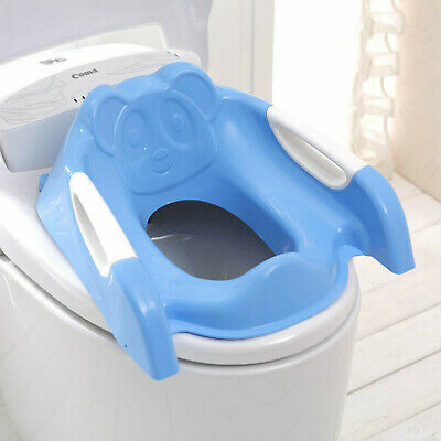 Children Baby Toddler Kid Potty Training Toilet Seat Trainer Urinal Chair Ladder 5