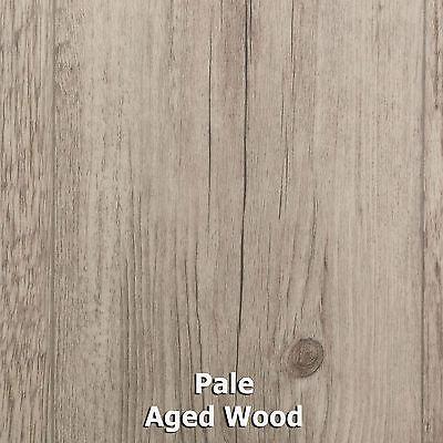 Oak Mixed PlankWood Style Vinyl Flooring2m 3m 4m Wide x Any Length!