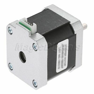 NEMA17 0.9° Degree 2-Phase 4-Wire 34mm Bipolar Stepper Motor For 3D Printer 9