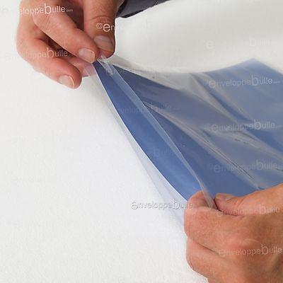 Sachets plastiques transparents SANS fermeture - épaisseur fine 25µ 4