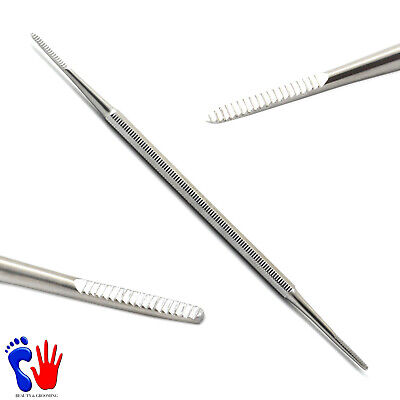 Chiropody Toenail Clipper Nipper Cuticle Pushers Manicure Pedicure Tools Kit New 4