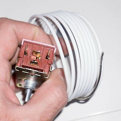 077b6697 k59 l1922 termostato temperatura per Bosch Danfoss Frigorifero Congelatore Ranco