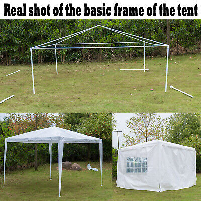 3x4M Gazebo Waterproof Outdoor Garden Gazebo Marquee Patio Canopy PE Party Tent 11