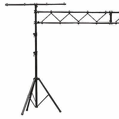 2 Of 4 ProX T LS32M 15FT Portable DJ Lighting Truss Stand W Bar Trussing