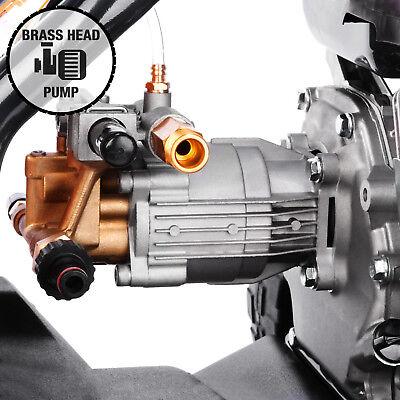 Wilks-USA Pressure Washer - 3950PSI / 272BAR - Petrol Jet Power Car Wash Cleaner 7