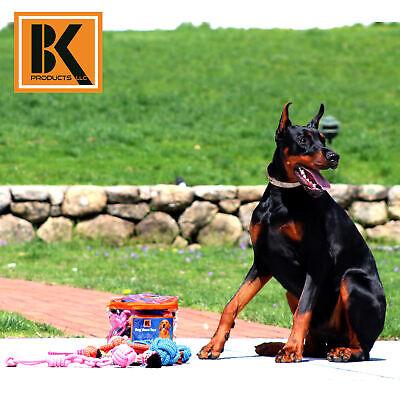 Dog Toys - 8 Large Dog Rope Toys for Medium and Large Dogs- BK 5