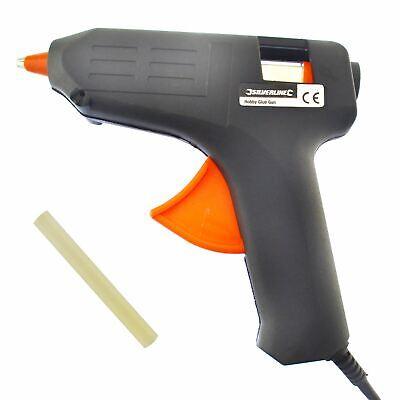 Glue Gun Trigger Electric 230V Very Hot Melt & Glue Sticks 50 PACK 11mm x 100m 2