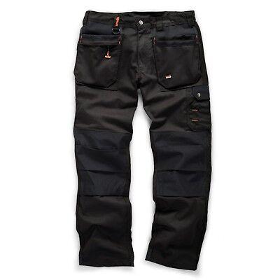 Scruffs WORKER PLUS / Worker Trousers | Trade Hard Wearing Work Trousers BLACK 4