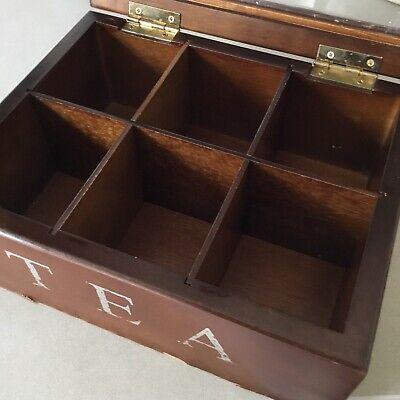 Riverdale. Caja De Te De Madera. Tea Box 11