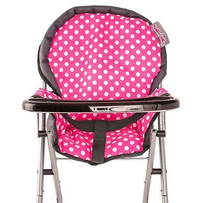 Molly Dolly Dolls Feeding High-Chair 3