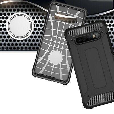 SuperGuardZ Shockproof Case Armor Shield For Samsung Galaxy S10 /S10+ Plus /S10e 7