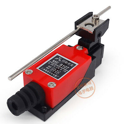 Micro Position Limit Switch 250V 5A Industrial Commercial SPDT End Stop Switch 12