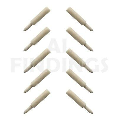 10 Rhodium Stift Überzug Spitze Top Hell Gold Rhodinette Schmuck Platte Werkzeug 3