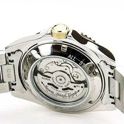 Invicta Men's Watch Pro Diver Automatic Two Tone Stainless Steel Bracelet 8928OB 5