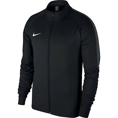 Details about Nike Training Tracksuit Dry Academy K2 Total Black ZIP POCKETS