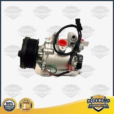 A//C Compressor Kit Includes Condenser Fits 06-11 Honda Civic SEDAN ONLY 4 Door