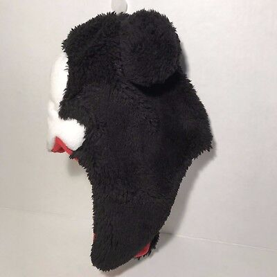 NWT Baby GAP Disney Sherpa Minnie Mouse Trapper Hat Soft Fleece Lined 2 3 4 5