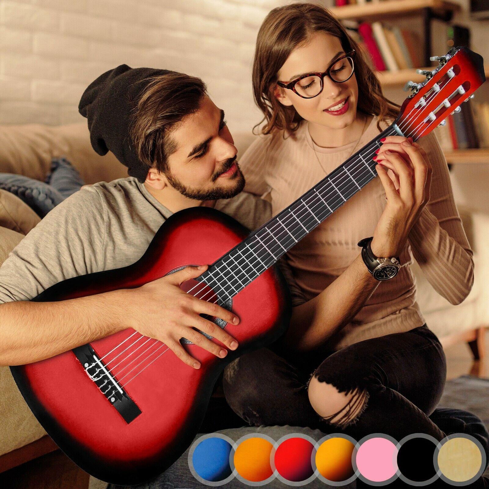 Akustikgitarre Gitarre 4/4 Konzertgitarre Klassikgitarre Westerngitarre 5