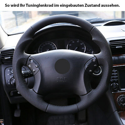 Mercedes Volant W203 Classe C Tuning Neuf Recouvert 56407