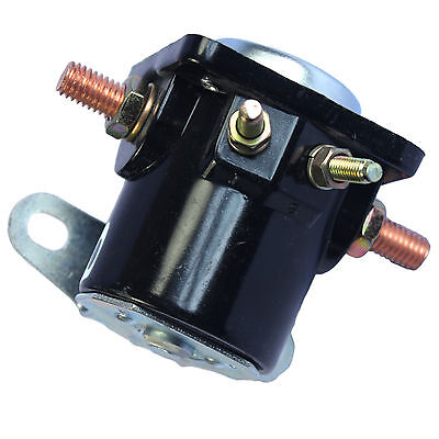 RELAY SW-3 STARTER SOLENOID NEW For 1958-1991 Ford Jeep Mercury Lincoln 7